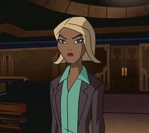 Mercy Graves (Superman: Doomsday)