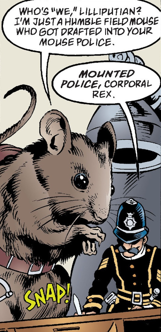 Mouse Police (Fables)