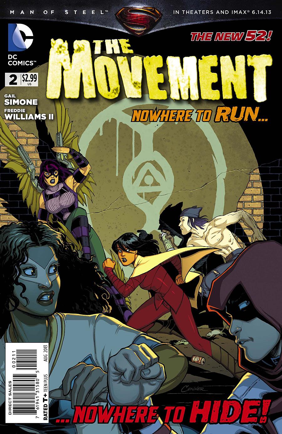 The Movement Vol 1 2