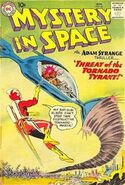 Mystery in Space 61