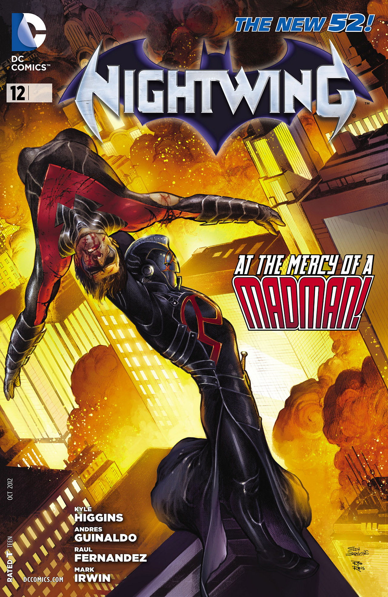 Nightwing Vol 3 12
