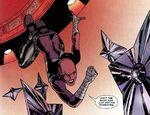 Onyx showing her combat skills