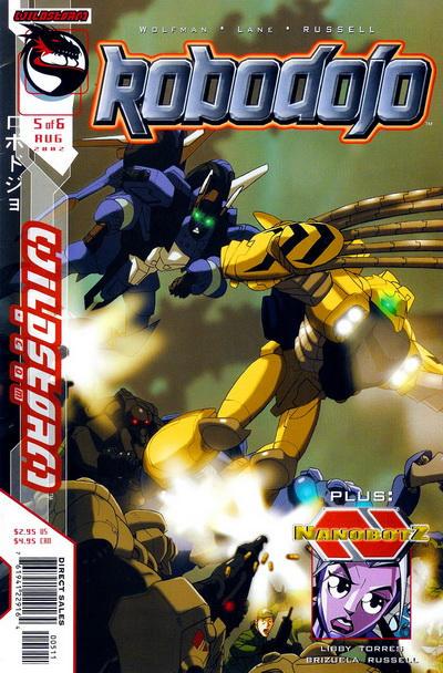 Robo Dojo Vol 1 5