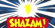 Shazam! (Shorts) Logo
