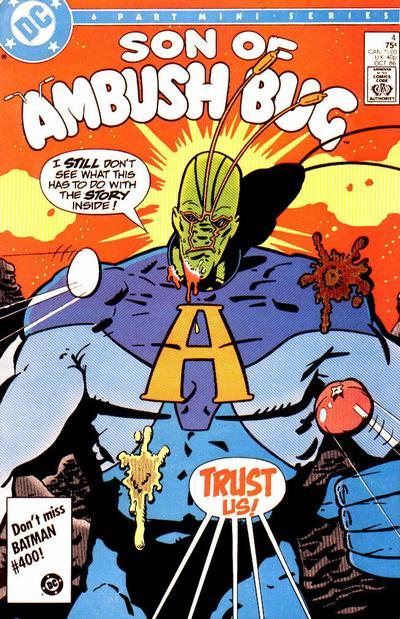 Son of Ambush Bug Vol 1 4