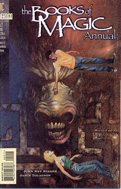 The Books of Magic Annual Vol 2 2