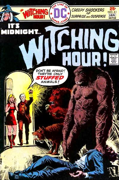 The Witching Hour Vol 1 61
