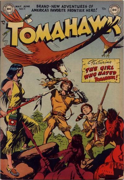 Tomahawk Vol 1 11