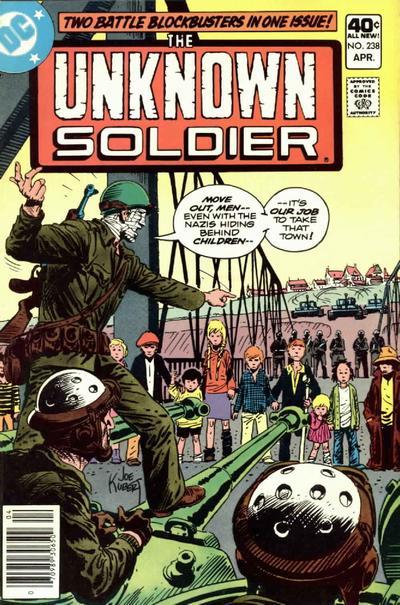 Unknown Soldier Vol 1 238