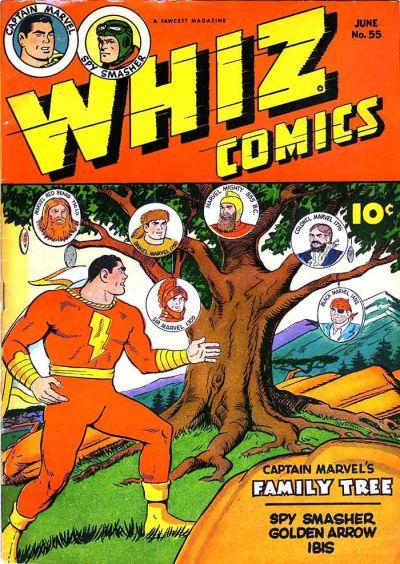 Whiz Comics Vol 1 55