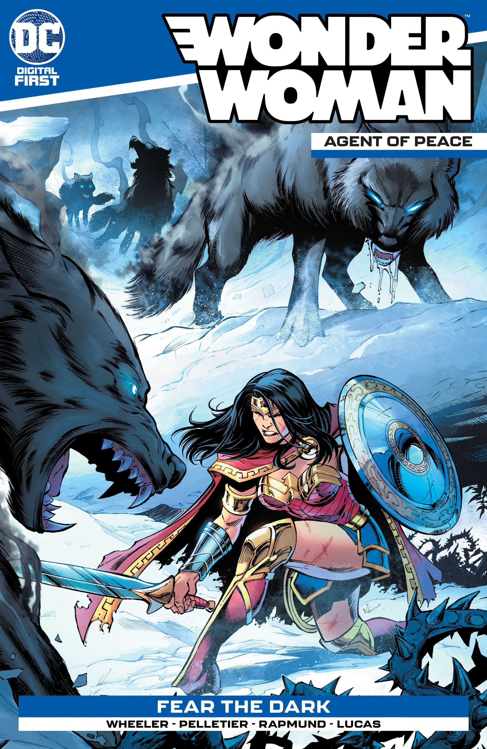 Wonder Woman: Agent of Peace Vol 1 16 (Digital)