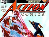 Action Comics Vol 1 887