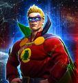 Alan Scott DC Legends 0001