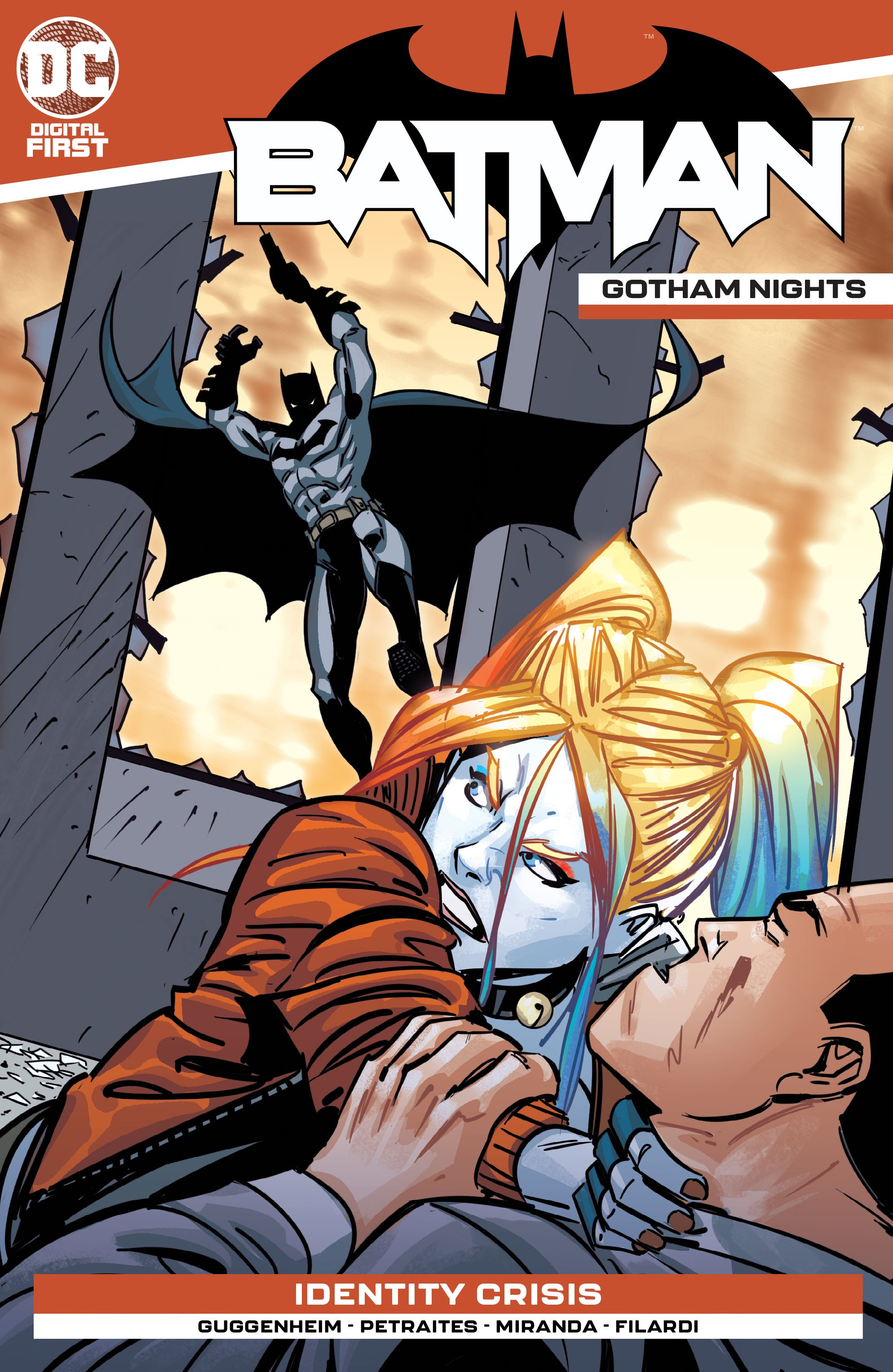 Batman: Gotham Nights Vol 1 20 (Digital)