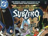 The Batman and Robin Adventures: SubZero Vol 1 1