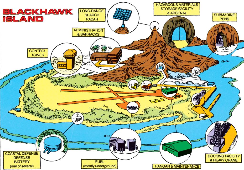 Blackhawk Island