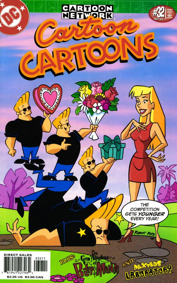 Cartoon Cartoons Vol 1 32
