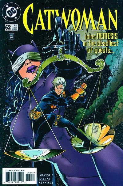 Catwoman Vol 2 62