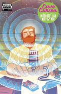 Cave Carson Has an Interstellar Eye Vol 1 6