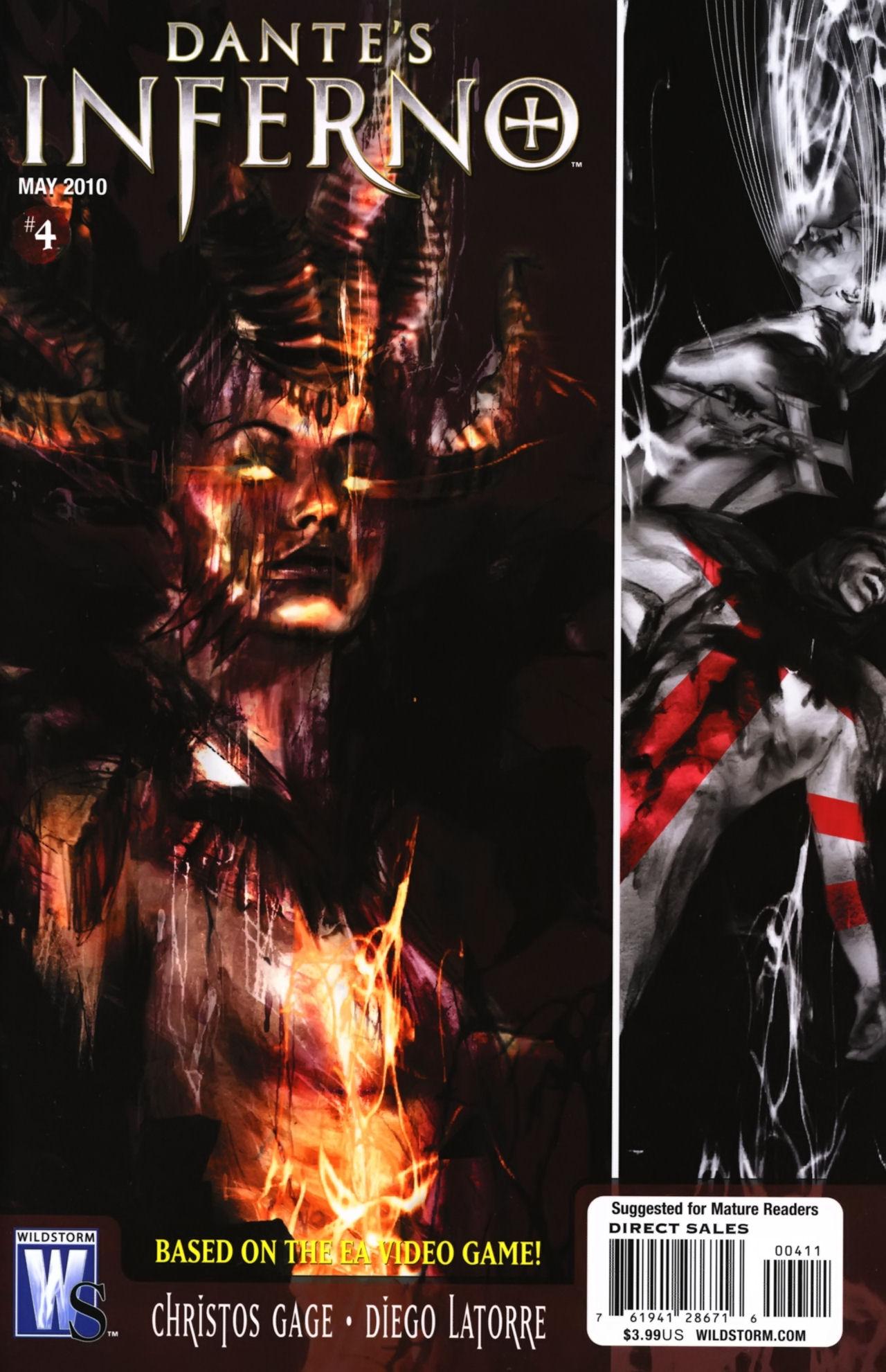 Dante's Inferno Vol 1 4