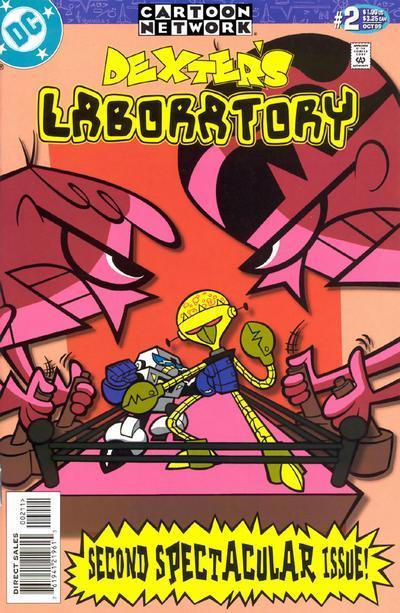 Dexter's Laboratory Vol 1 2