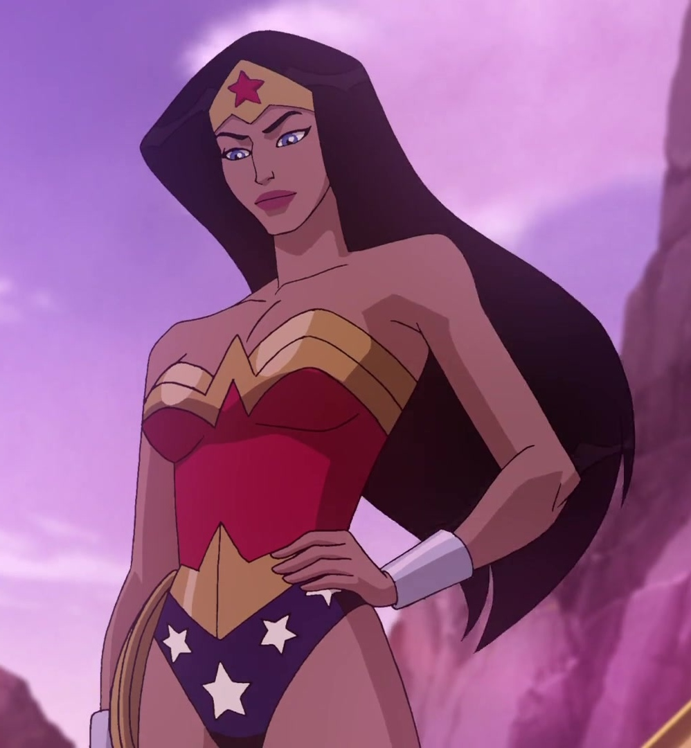 Diana of Themyscira (Wonder Woman 2009 Movie)