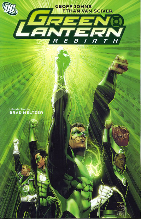 Green Lantern: Rebirth (Collected)