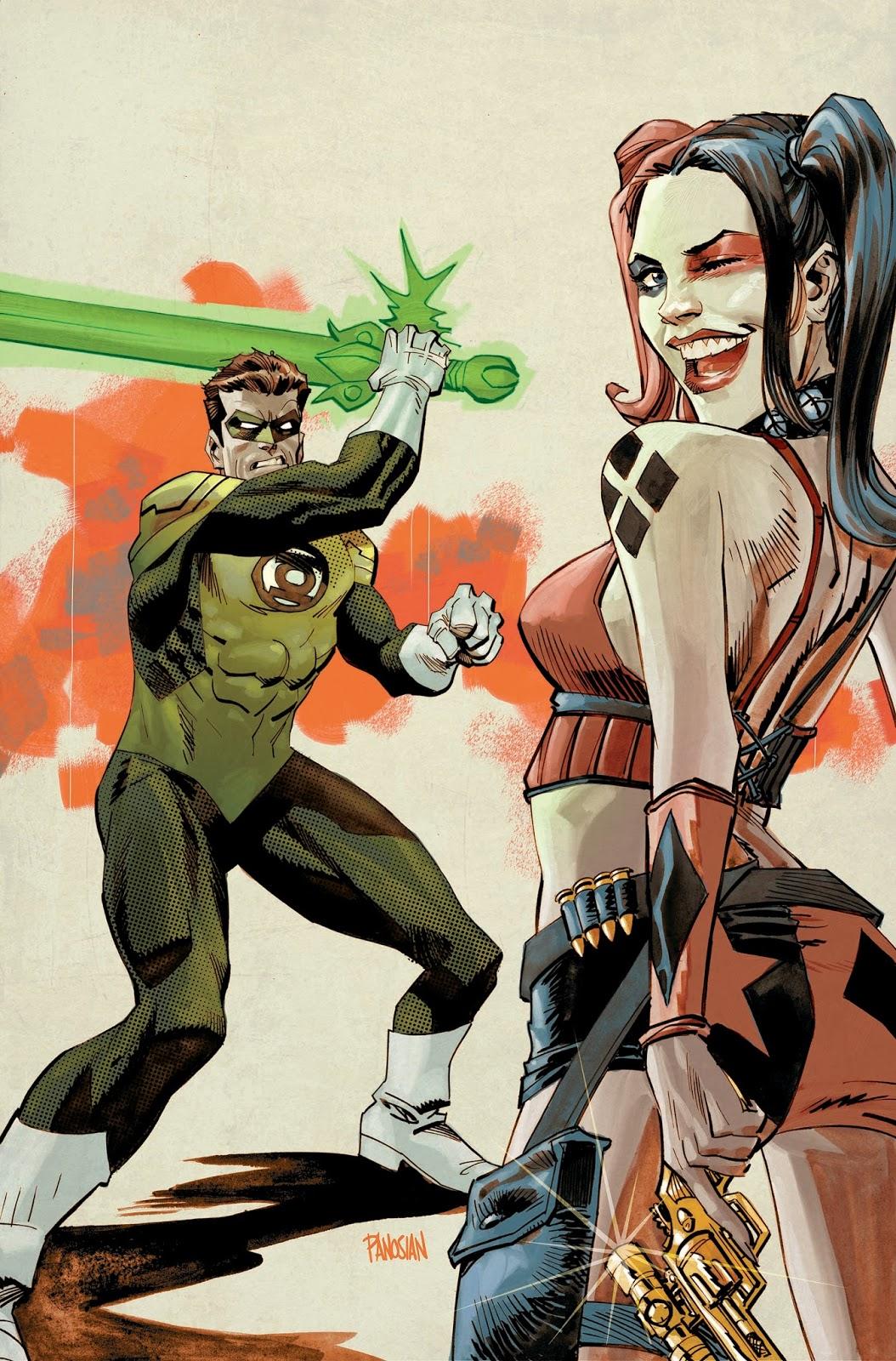Harley Quinn Vol 2 20 Textless Green Lantern 75th Anniversary Variant.jpg