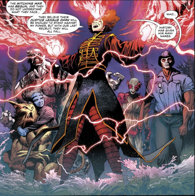 Injustice League Dark (Prime Earth)/Gallery