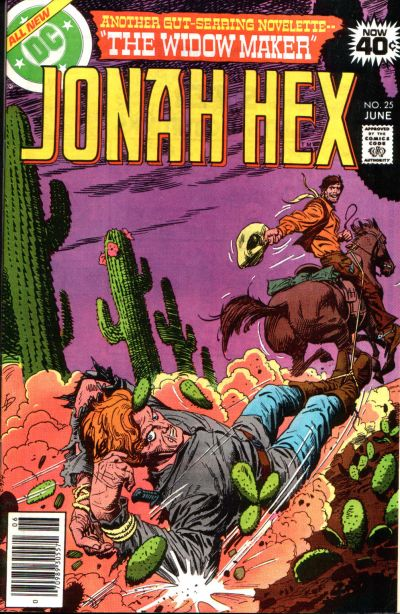 Jonah Hex Vol 1 25