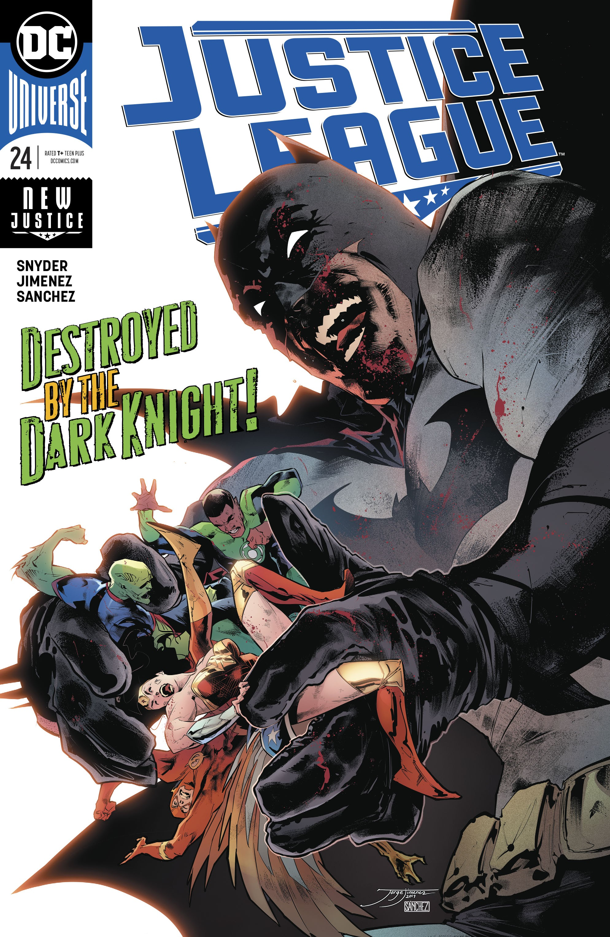 Justice League Vol 4 24
