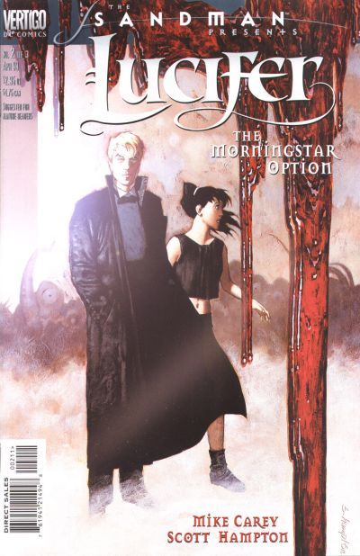 Lucifer: The Morningstar Option Vol 1 2