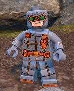 Mick Rory Lego Batman 0001
