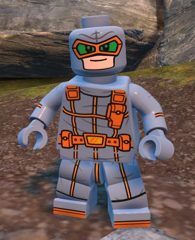 Mick Rory (Lego Batman)