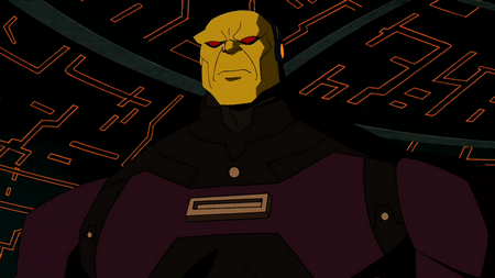 Mongul (Earth-16)