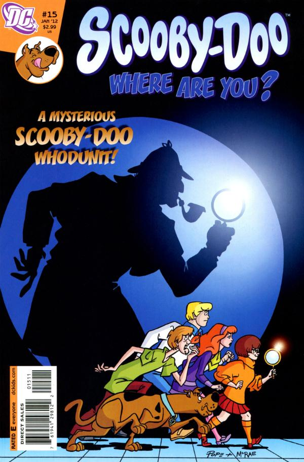 Scooby-Doo, Where Are You? Vol 1 15