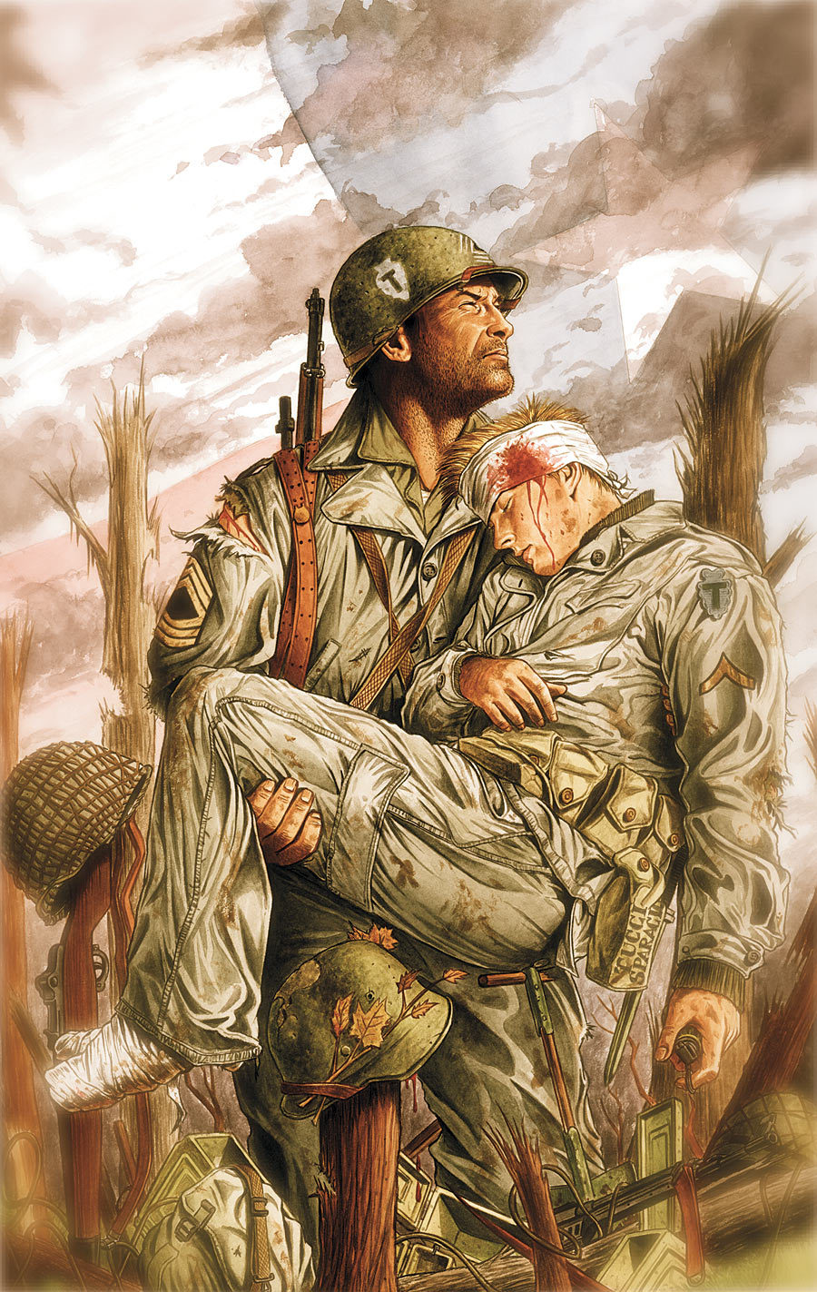Sgt. Rock: The Lost Battalion Vol 1 5