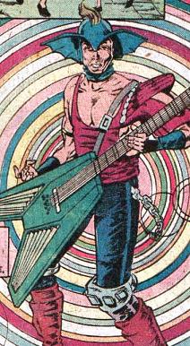 Steven Brockman (New Earth)