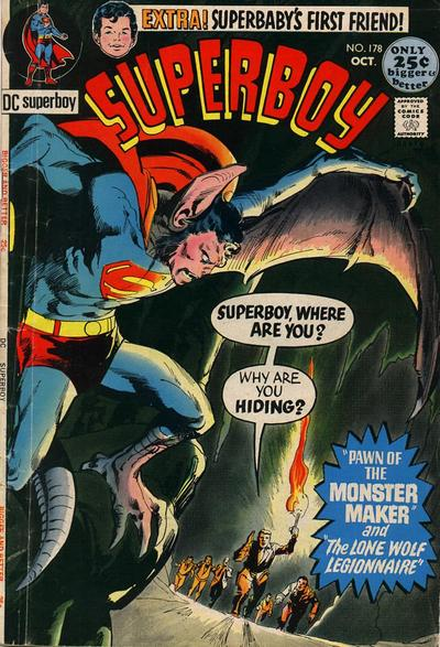 Superboy Vol 1 178