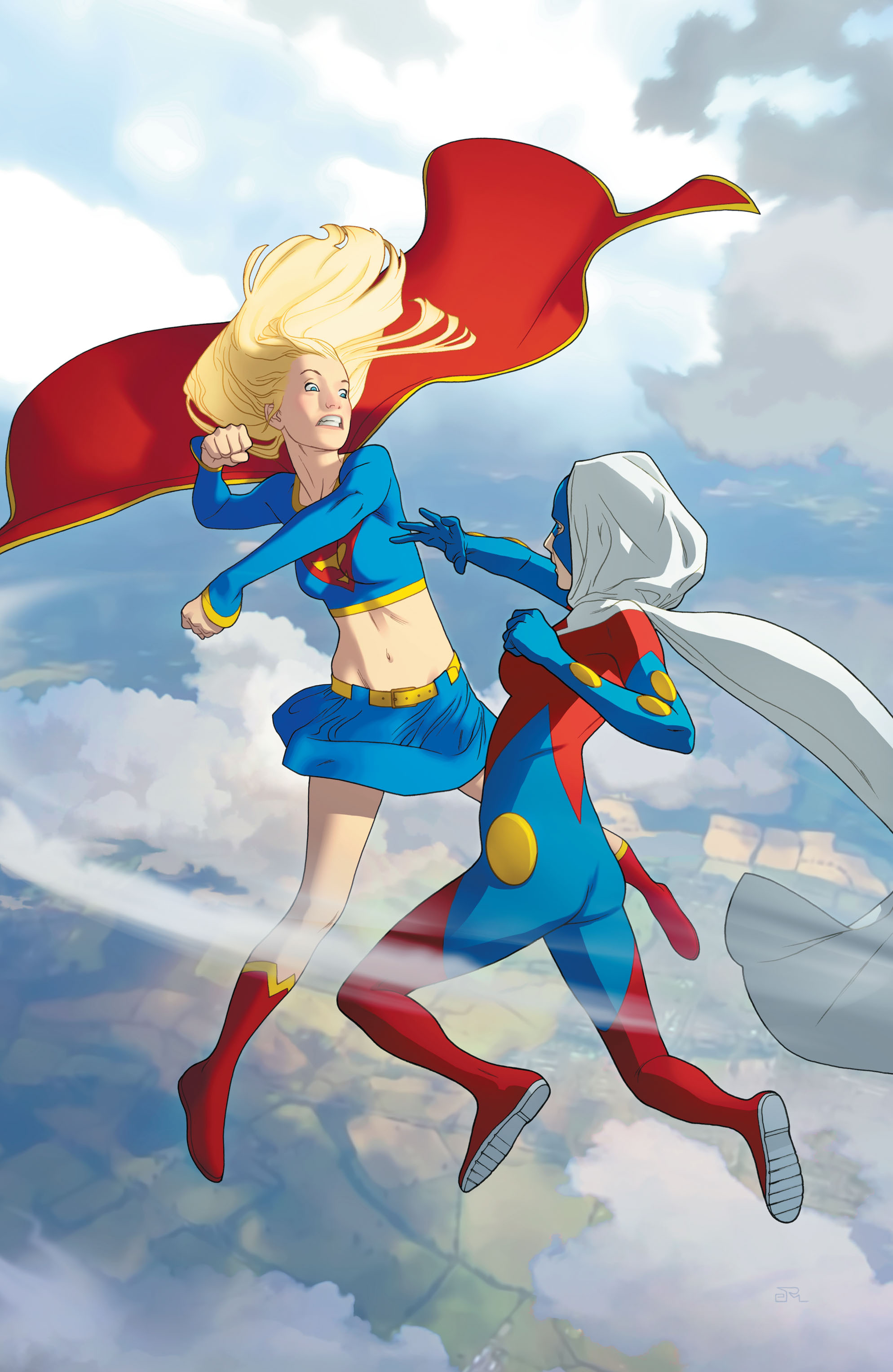 Supergirl Vol 5 41 Textless.jpg