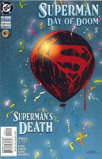 Superman: Day of Doom Vol 1 2