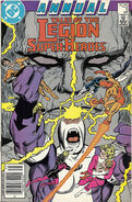 Tales of the Legion Annual 5