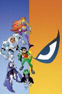 Teen Titans Go! Vol 1 49 Textless