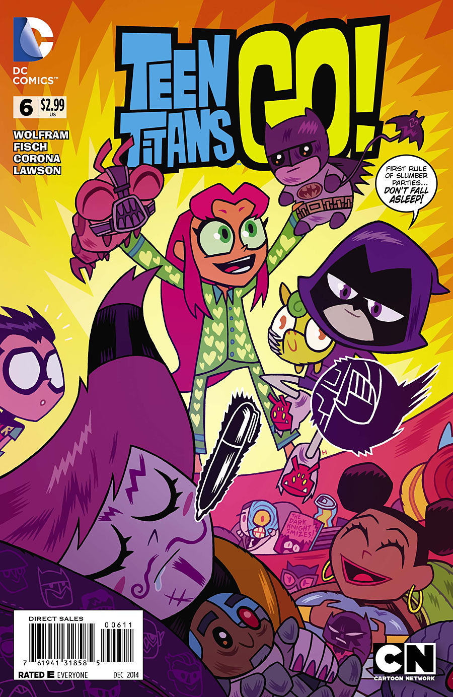 Teen Titans Go! Vol 2 6