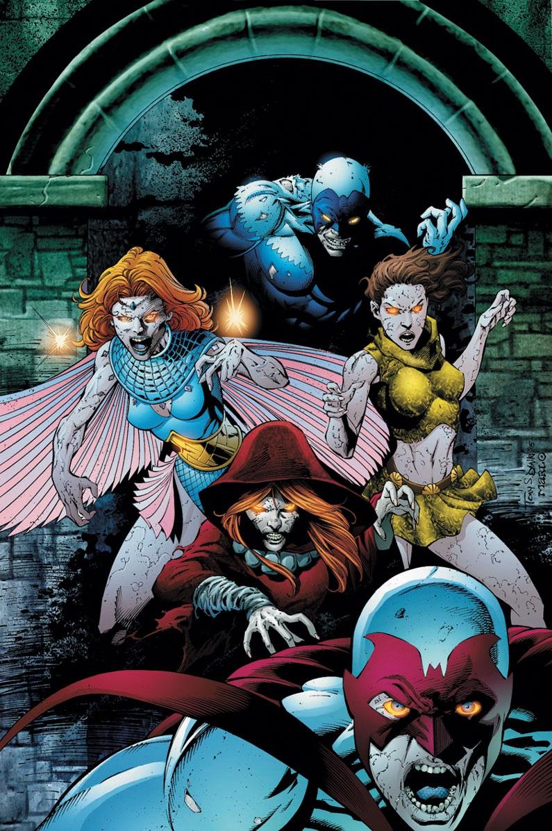 Teen Titans Vol 3 31