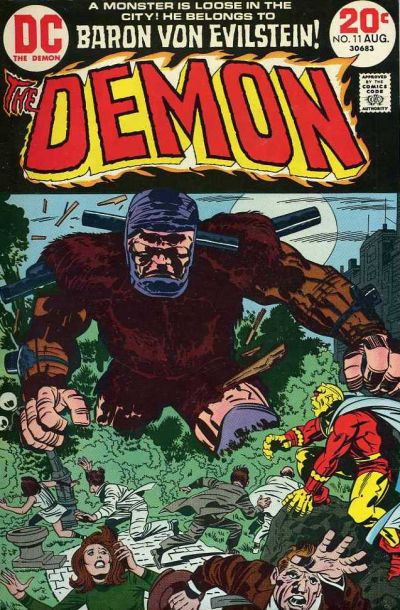 The Demon Vol 1 11