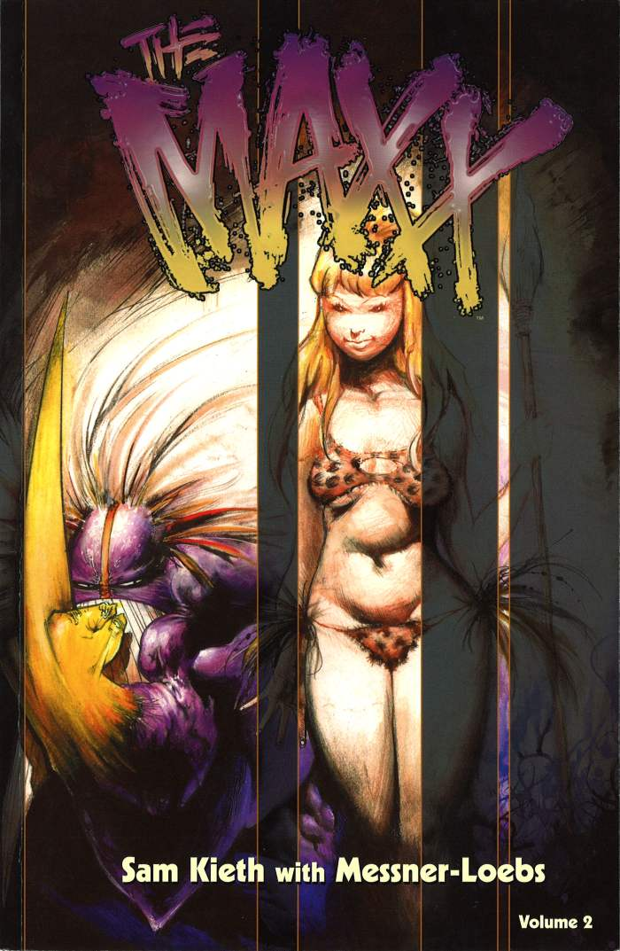 The Maxx Vol. 2 (Collected)