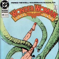 Wonder Woman Vol 2 38