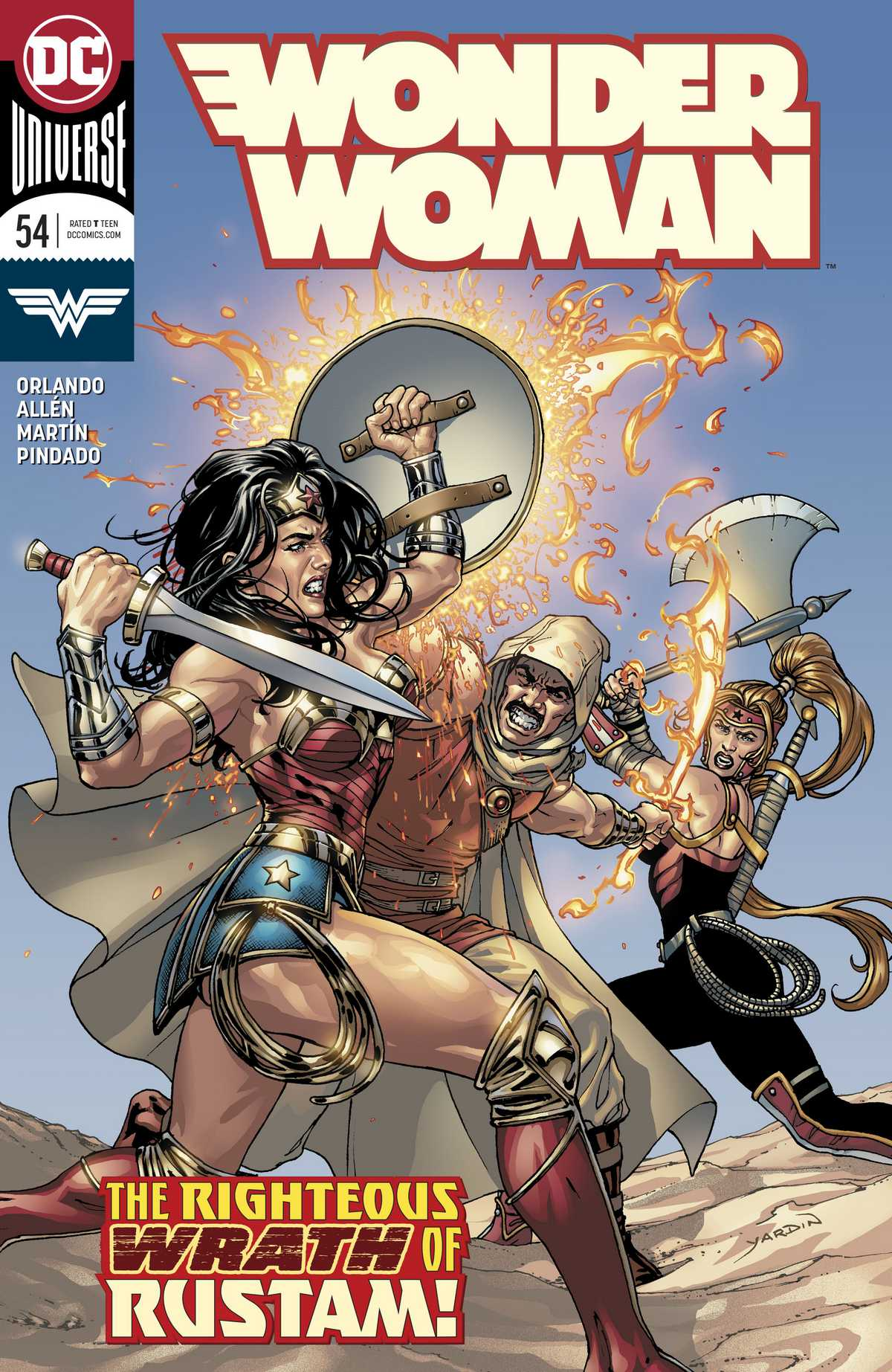 Wonder Woman Vol 5 54