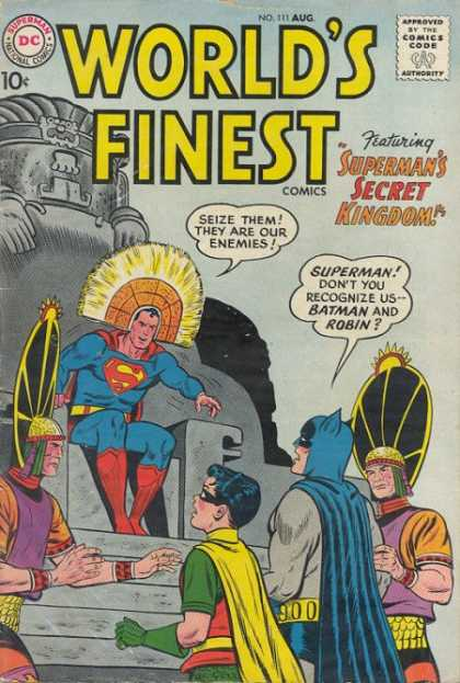 World's Finest Vol 1 111